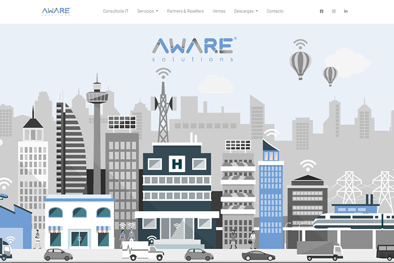 Website | Aware Solutions