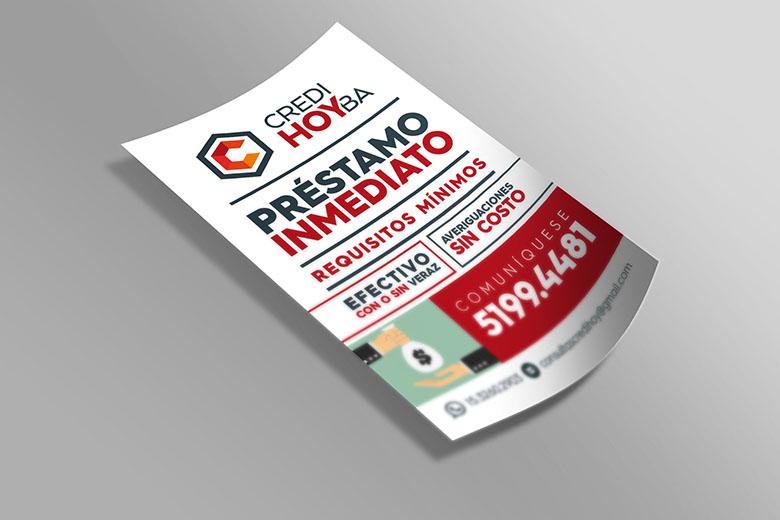 Flyer | CrediHoy