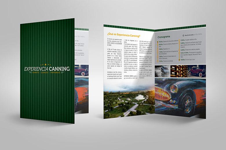 Cronograma Experiencia Canning | Experiencia Canning Productora