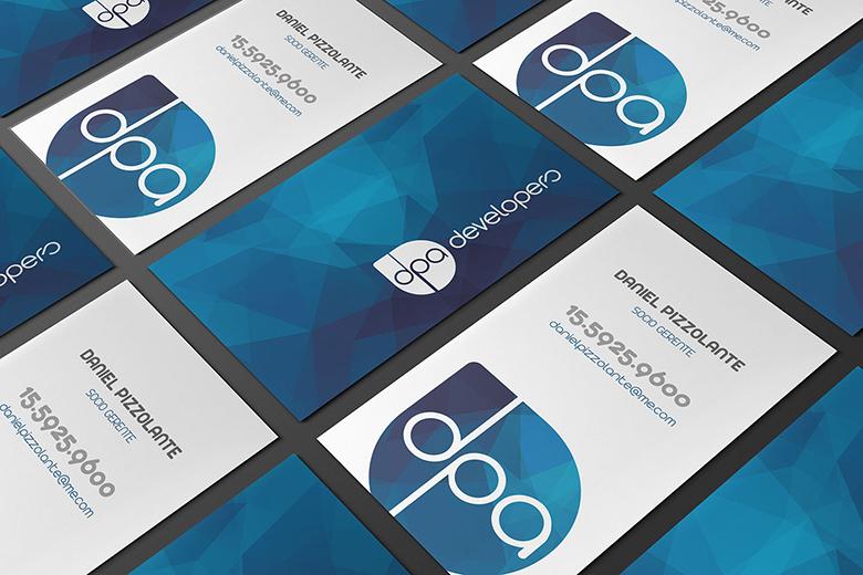 Tarjetas personales | DPA Developers