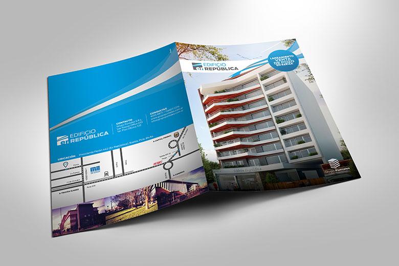 Carpeta institucional | Grupo Puntales
