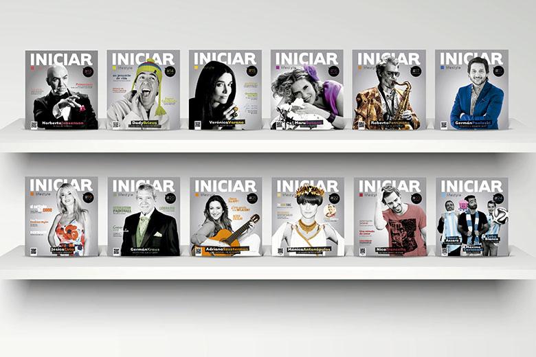 Revista Iniciar   Revista Iniciar