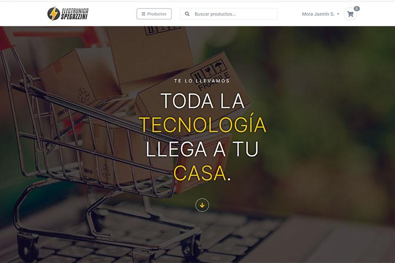 Tienda Online | Electrónica Spegazzini