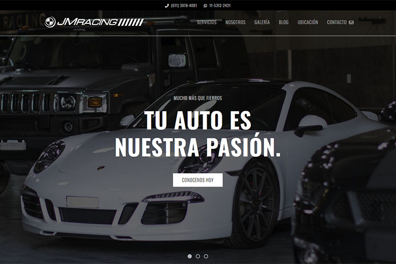 Website | JM Racing