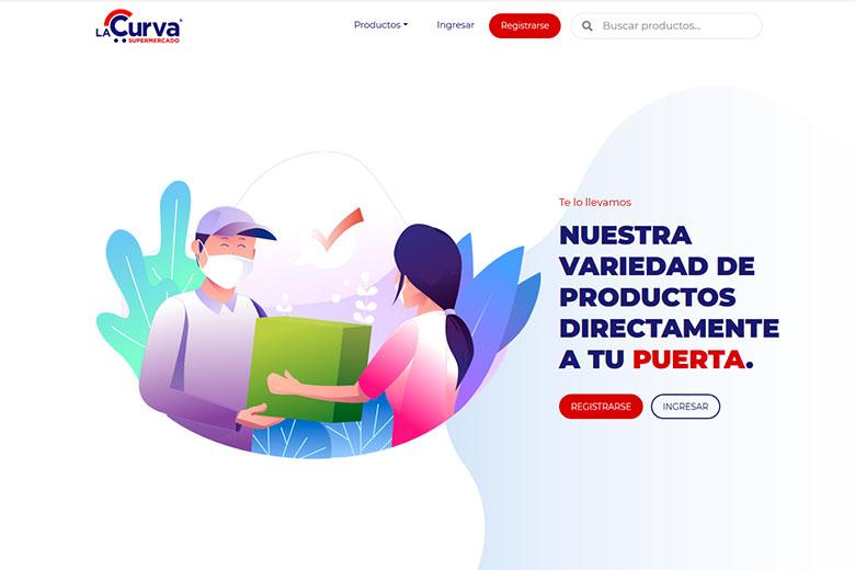 Tienda Online | La Curva Supermercado