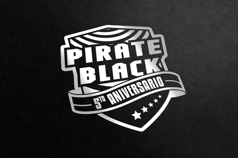 Insignia Aniversario | Pirate Black Cabinets
