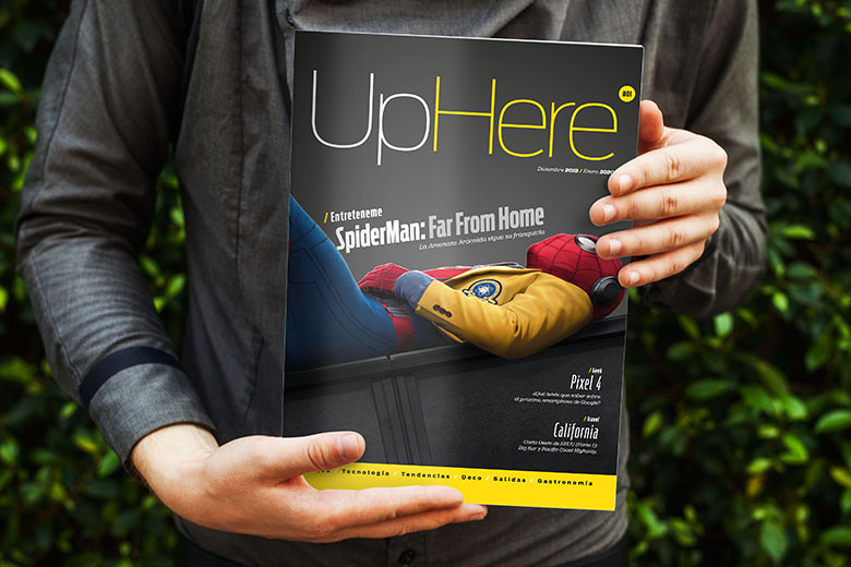 Revista UpHere | Medios Up