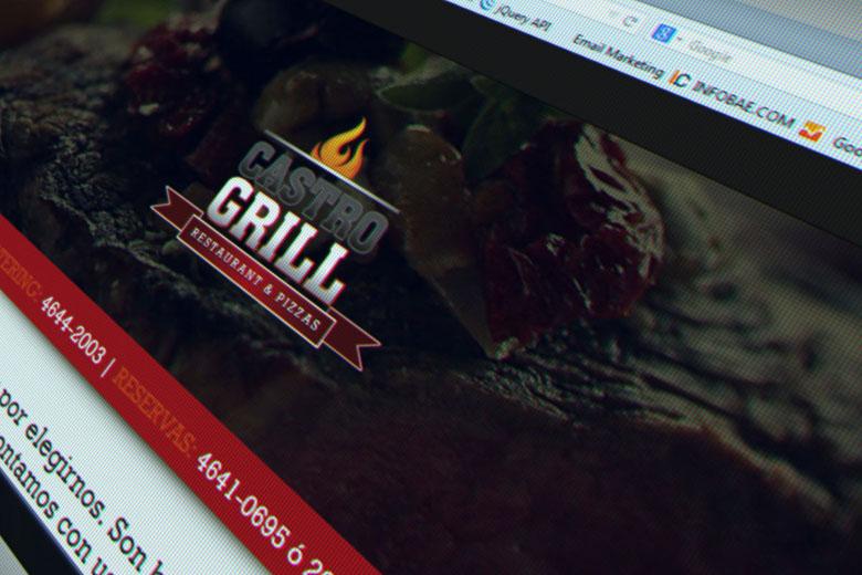 Website | Castro Grill